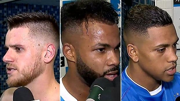 Ramiro prega respeito ao Atlético-PR; Fernandinho e Pedro Rocha comemoram vantagem