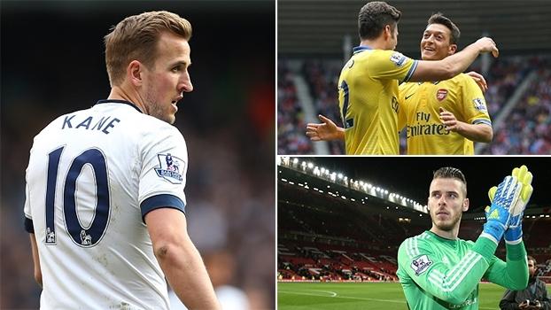 Kane artilheiro, De Gea 'muralha', Ozil 'garçom', classificados à Champions e mais: resumo do Inglês