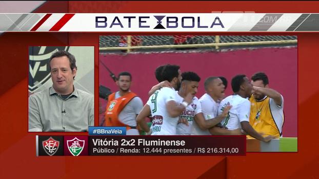 Gian Oddi: 'Fluminense está entregando o que se esperava dele'