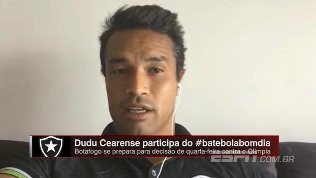 Dudu Cearense no Real Madrid? Ele conta que faltou pouco para acontecer