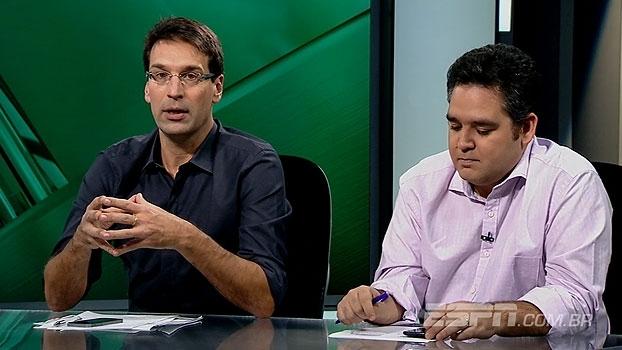 Arnaldo ressalta pressão em Eduardo, mas pondera: 'Não leva o Palmeiras até o fim com aquele desequilíbrio'