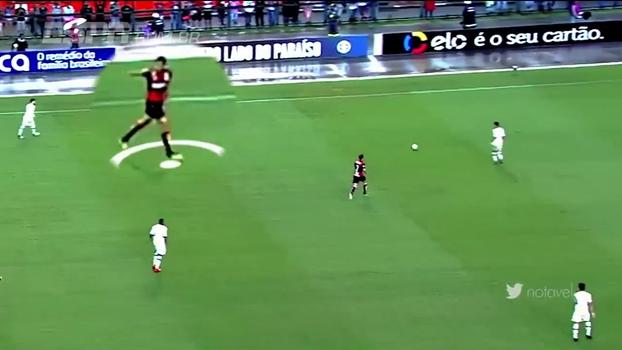 Imagens mostram indignação de Paquetá durante derrota do Fla; Calçade: 'Ao fim do ano, time tem que rever muitas coisas'