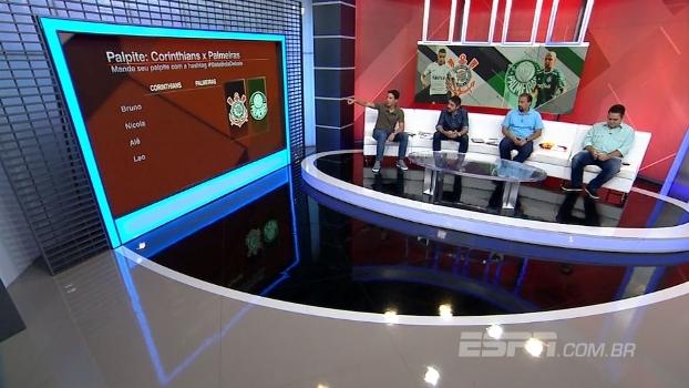 Veja os palpites do BB Debate para o dérbi paulista