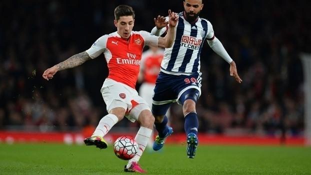 Inglês: Melhores momentos de Arsenal 2 x 0 West Bromwich
