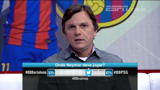 Mauro lembra ex-dono do City ao comentar possível ida de Neymar ao PSG: 'Tem muito mais coisa além do futebol'