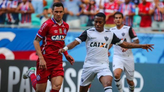 Brasileiro: Gols de Bahia 2 x 2 Atlético-MG
