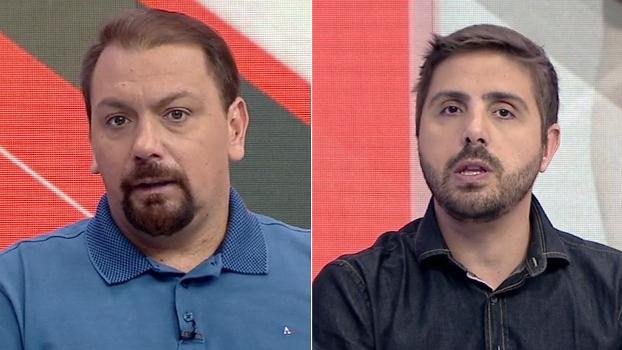 Para Alê, Ceni vive momento de confusão; Nicola analisa derrota: 'Rogério se mostrou meio perdido'