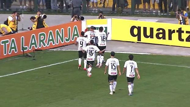 Em 2012, Palmeiras saiu na frente com Mazinho, mas Romarinho, com dois golaços, virou o jogo para o Corinthians