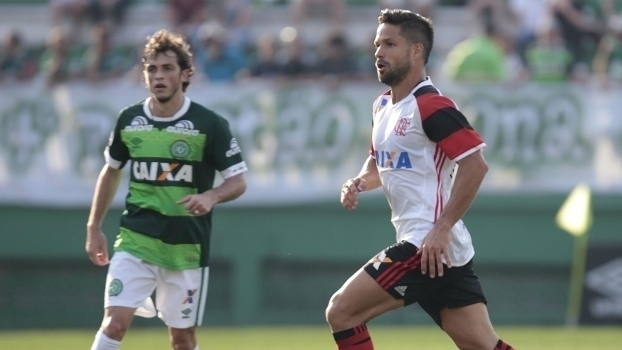 Brasileiro: Gols de Chapecoense 1 x 3 Flamengo