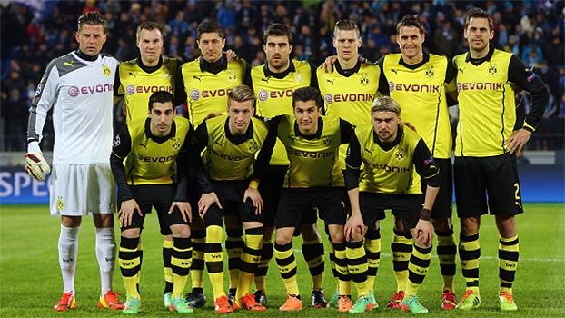 Dortmund é mais fraco que possíveis rivais, mas pode avançar caso enfrente o Bayern; veja análise