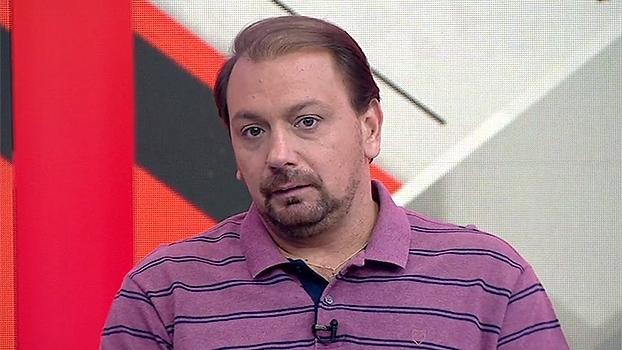 Alê Oliveira comenta opção de Bauza em deixar Ganso no banco: 'Não pode abrir mão do melhor jogador'