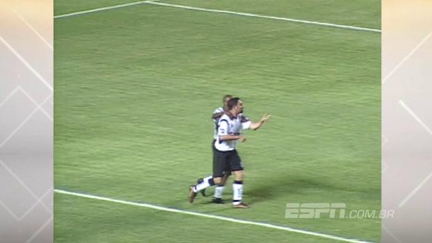 Há 15 anos, Corinthians perdeu para o Flu no RJ, mas virou no Morumbi e foi à final com gols de Guilherme e Gil