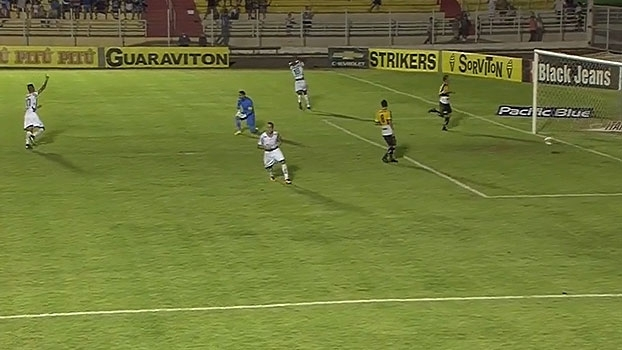 Série B: Gols de Luverdense 2 x 1 Criciúma