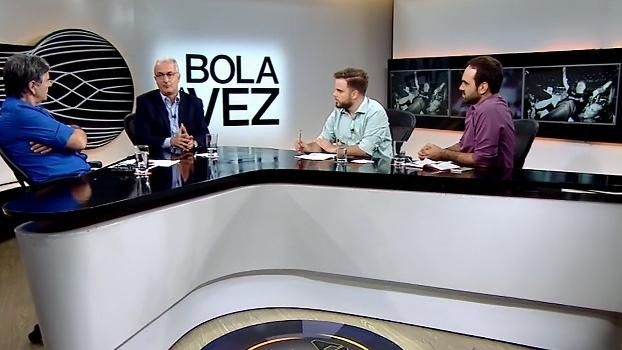 Dorival nega 'panela religiosa' no Santos e garante: 'O grupo é muito unido'