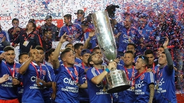 Copa do Chile: Lances de Colo Colo 1 (3) x (5) 1 Universidad de Chile (campeã)