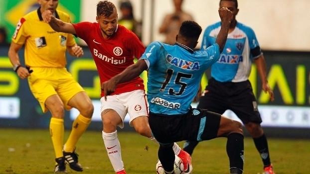 a20da25525 Série B  Gol de Paysandu 1 x 0 Internacional - ESPN