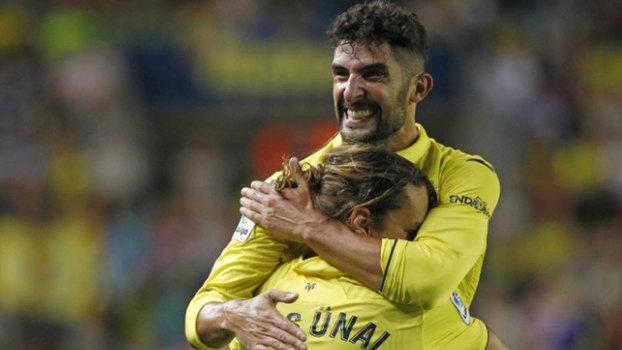 Assista aos gols da vitória do Villarreal sobre o Real Betis por 3 a 1!