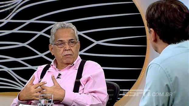 Eurico Miranda: 'O campeão brasileiro de 1987 é o Sport, reconhecido pela Justiça'
