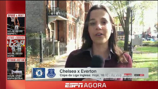 Vindo de vitória na Premier League, Chelsea quer embalar contra Everton instável na Copa da Liga Inglesa