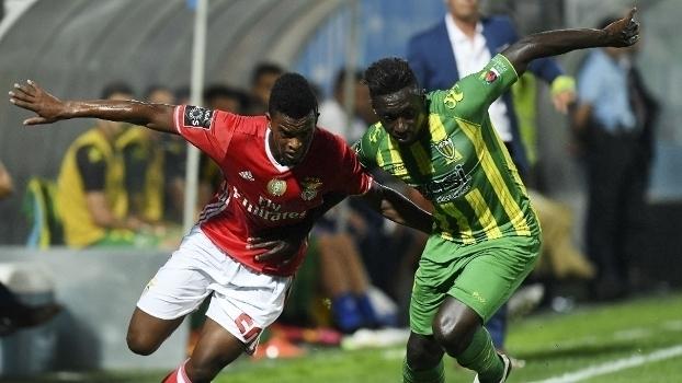 Português: Gols de Tondela 0 x 2 Benfica