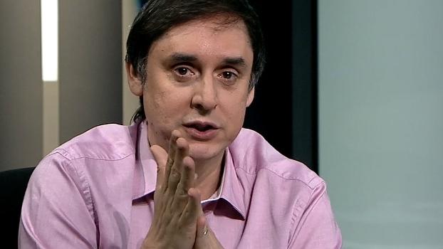 'O Atlético-PR é o destaque positivo da noite', diz Tironi