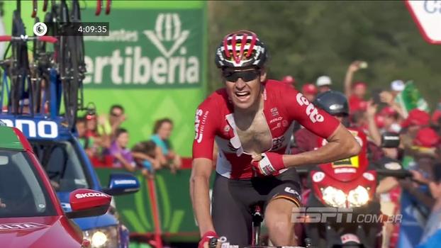 Armée vence 18ª etapa da Volta da Espanha, e Froome aumenta vantagem na liderança