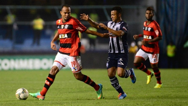 Libertadores: Gols de Emelec 1 x 2 Flamengo - ESPN.com.br