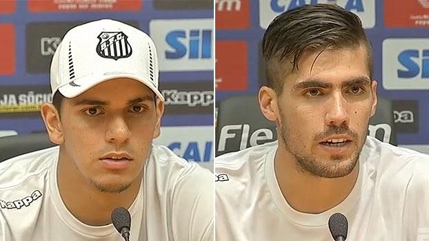 Noguera e João Paulo comemoram partida e esperam mais oportunidades