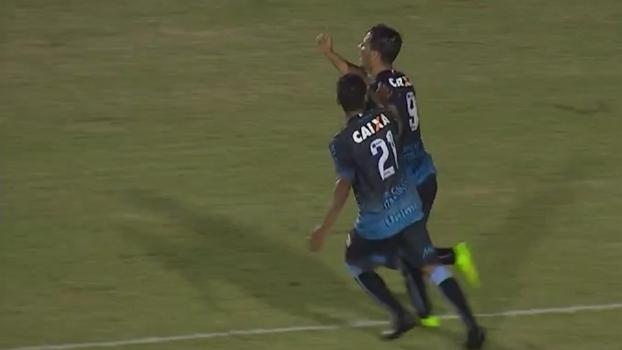 Série B: Gols de Londrina 2 x 2 Juventude