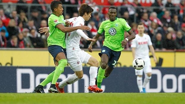 Colônia impõe 2ª derrota seguida ao Wolfsburg e se aproxima de zona de competições europeias