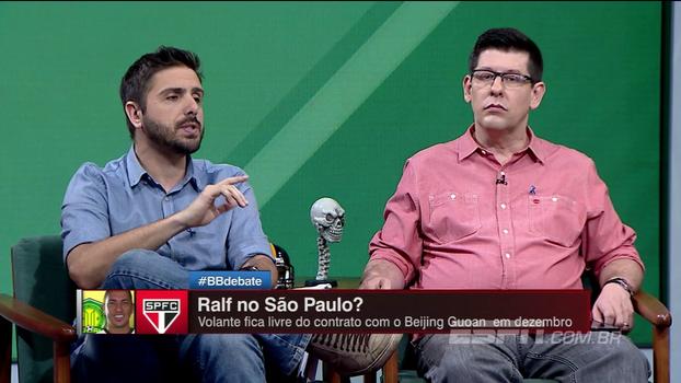 Nicola explica situação de Jucilei com o Shandong e diz que Ralf pretende continuar na China