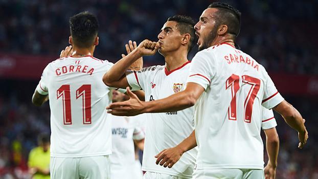 Sevilla bate Leganés, ultrapassa rival e cola no G-4 de LaLiga