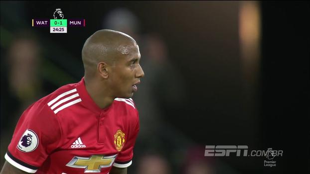 Confira os melhores momentos de Watford 2 x 4 Manchester United