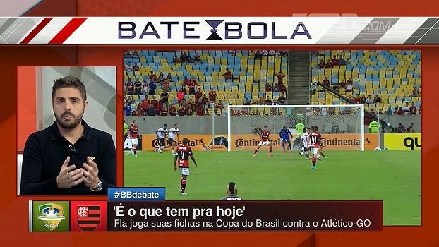 Nicola fala sobre os bastidores do Flamengo e vê Zé Ricardo muito pressionado em caso de eliminação