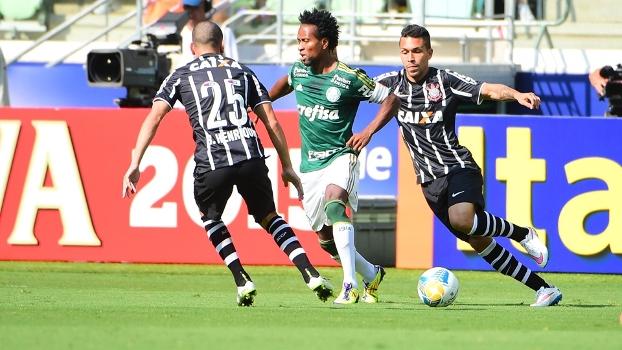 Paulista: Gol de Palmeiras 0 x 1 Corinthians