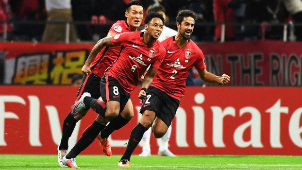 Assista ao gol da vitória do Urawa Red Diamonds sobre o Shanghai SIPG por 1 a 0!