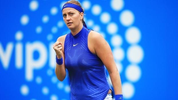 Torneio de Birmingham: Lances de Petra Kvitova 2 x 0 Lucie Safarova