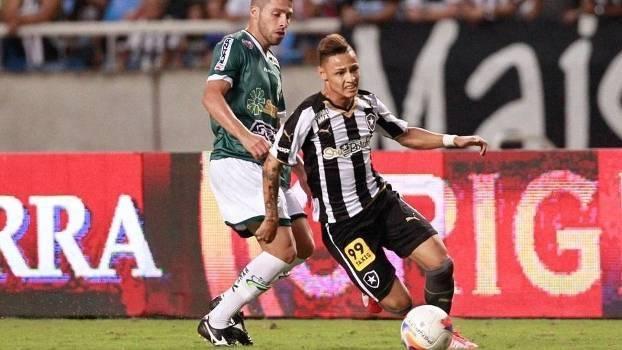 Série B  Melhores momentos de Botafogo 0 x 0 Luverdense - ESPN 4ce81753bba9c
