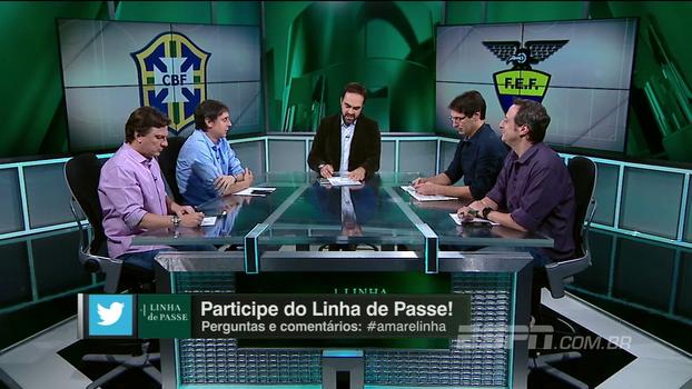 Comentaristas do 'Linha de Passe' elegem os pontos positivos e negativos da vitória do Brasil