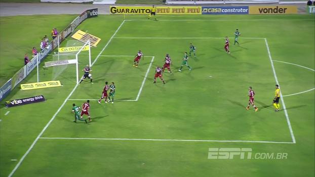 Série B: Gols de CRB 2 x 1 Goiás