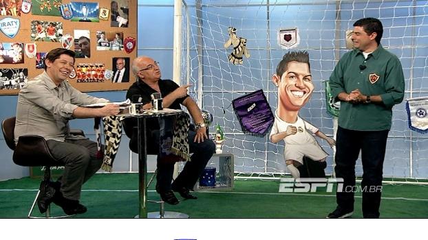 Loucos por futebol e o contador de histórias, Quartarollo
