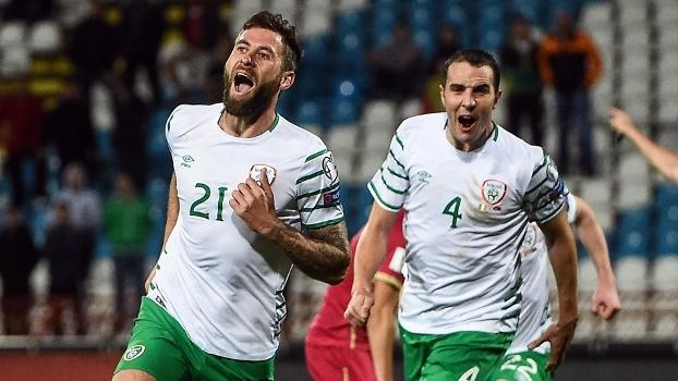 Assista aos gols do empate entre Sérvia e Irlanda