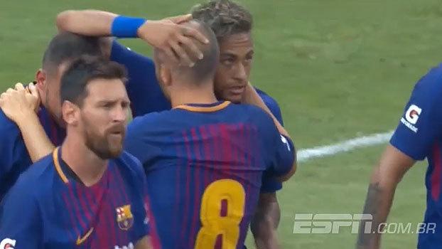 Assista aos melhores momentos da vitória do Barcelona sobre a Juventus por 2 a 1!