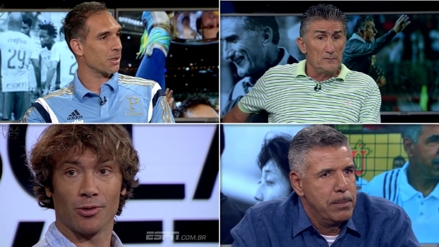 Bola da Vez Especial: Bauza, Lugano, Prass e Toninho Cerezo discutem o futebol brasileiro
