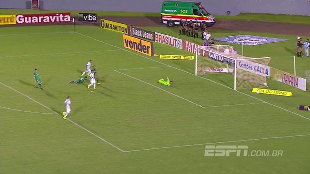Série B: Gols de Londrina 2 x 0 Goiás