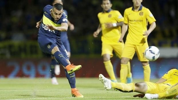 Top 10: De falta, driblando o marcador e outros golaços de Tevez em sua 2ª passagem pelo Boca