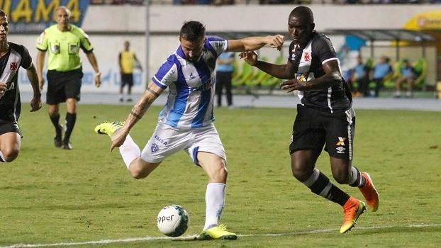 Série B: Gols de Paysandu 3 x 1 Vasco