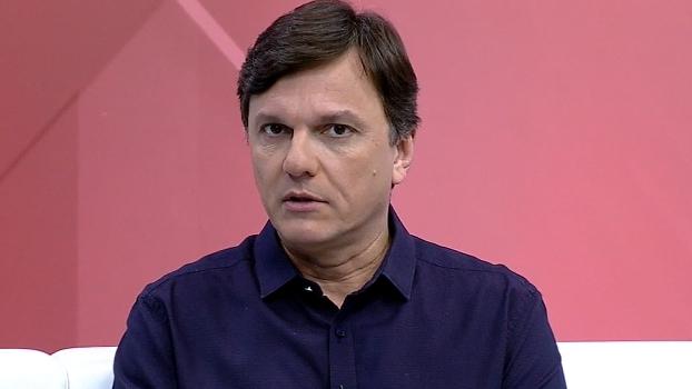 Mauro cita 'gol de centroavante' de Borja e destaca necessidade de o Palmeiras recuperá-lo