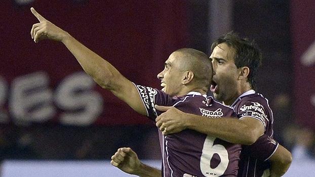 Veja os gols de Lanús-ARG 2 x 0 Deportivo Cali pelo Grupo 3 da Copa Libertadores
