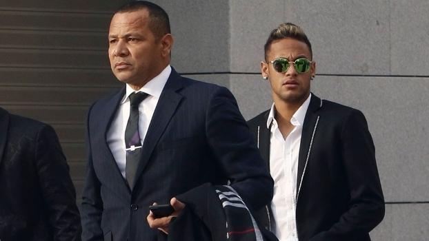 Resultado de imagem para neymar e o pai